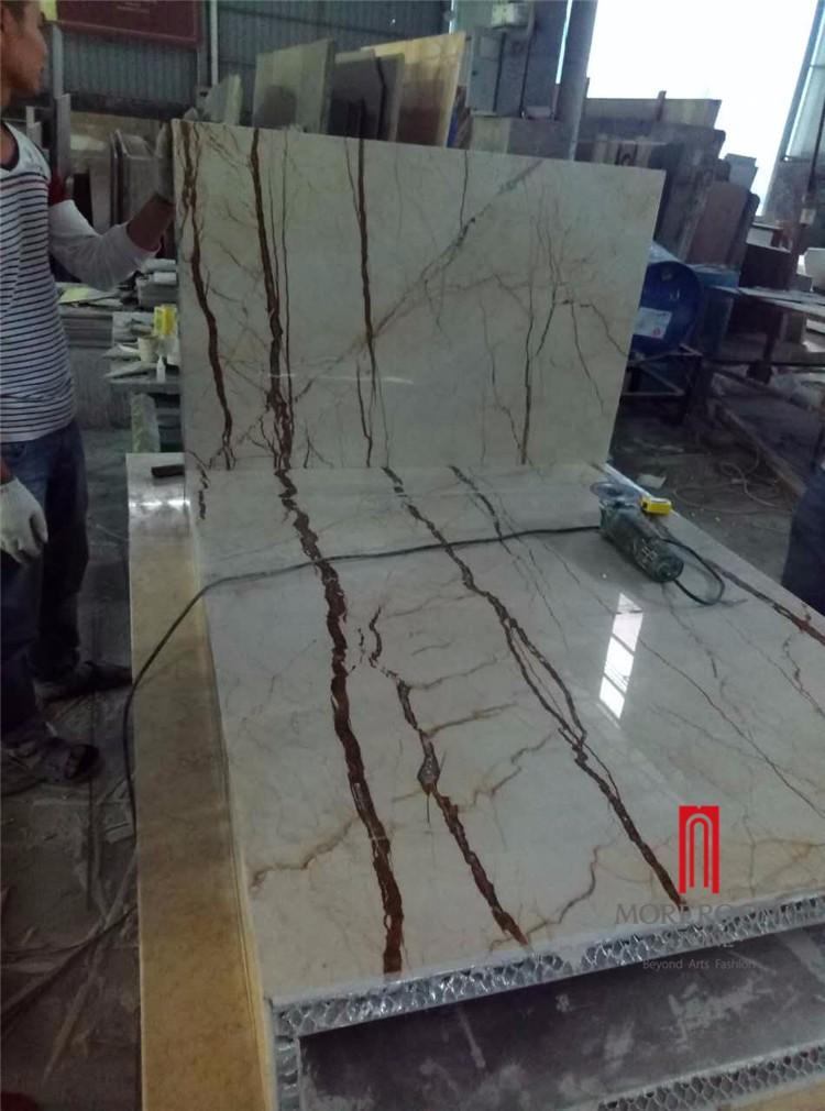 sofitel gold marble aluminium honeycomb table (4).jpg