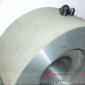 vitrified diamond wheel for precision grinding of PDC