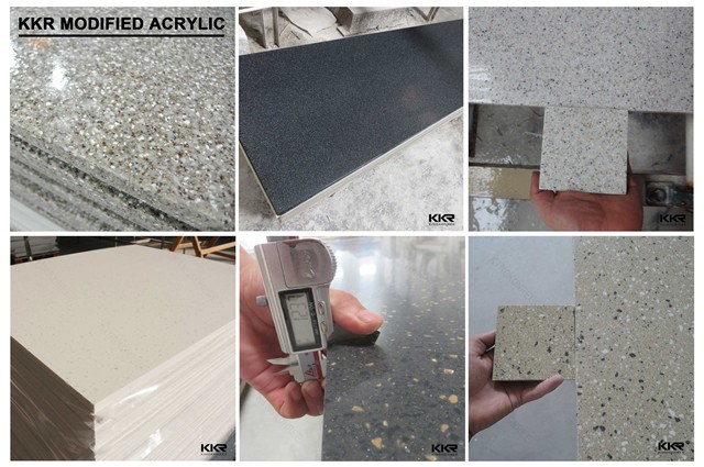 Solid surface sheet(9)