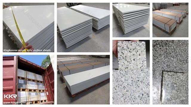 Kingkonree solid surface sheets