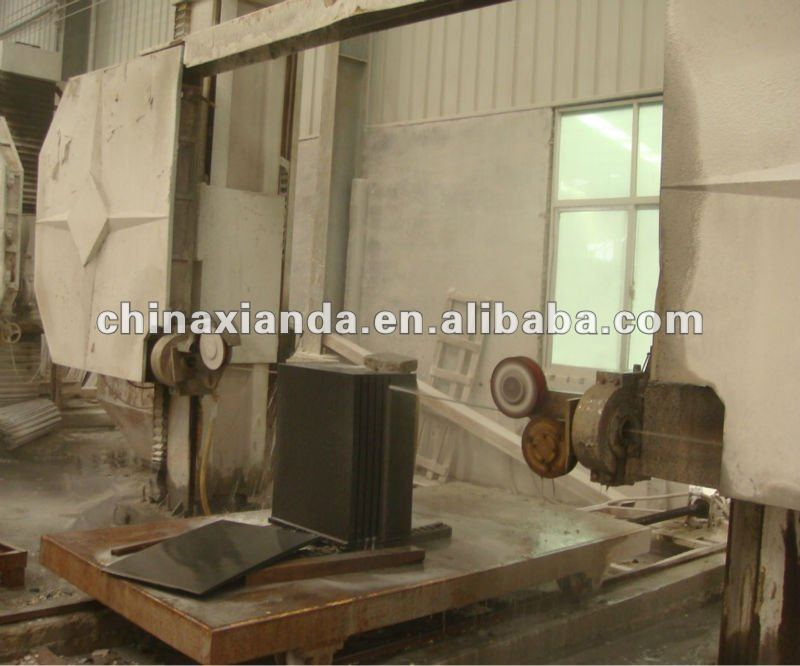 Xianda CNC-2000-3000 diamond wire saw granite cutting machine circular saw machine