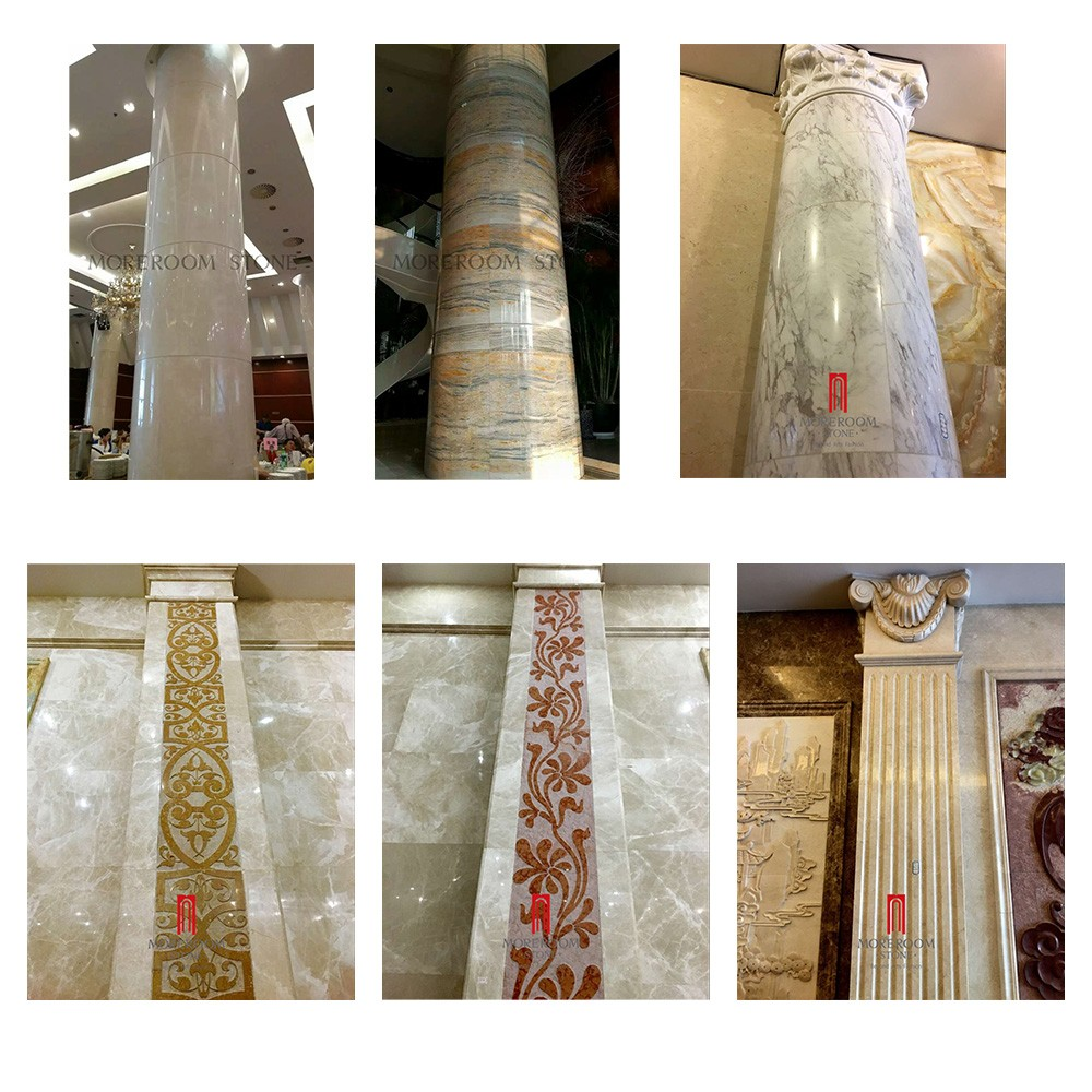 1---- marble Pillars, Marble Column, Solid Marble Column, Solid Marble Pillars, Pillars, Carved Marble Pillars, hollow marble pillar, Hollow Marble Column.jpg