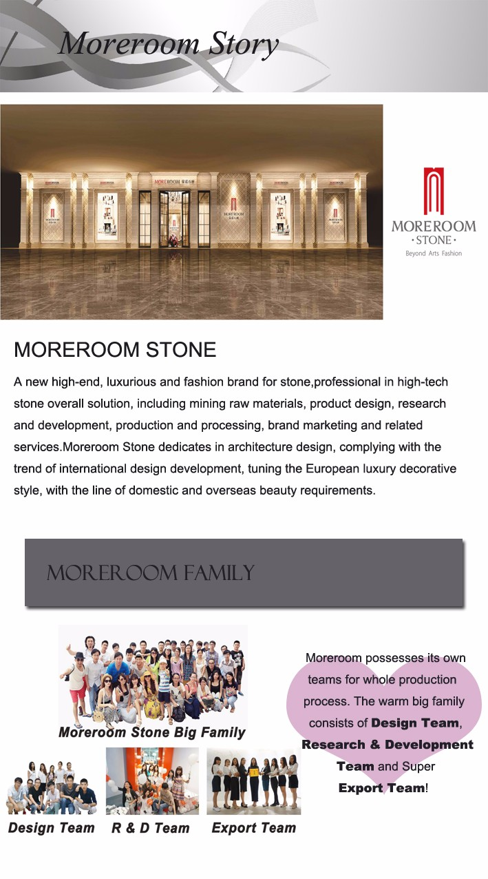 Introduction of Moreroom Stone