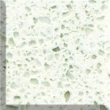 White Quartz Stone Slabs,Solid Surface Engineered Stone