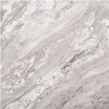 Volakas Semi White Marble Slab & Tile