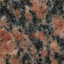Kalguvaara Granite Slabs & Tiles, Russian Federation Kalguvara Granite, Red Granite