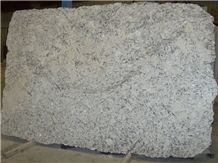 Persian Pearl Granite Slab, Brazil White Granite