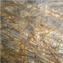 Brown Forest - Exclusivo, Fancy Forest Brown Marble Tile