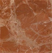 Rojo Coralito Marble Slabs, Spain Red Marble