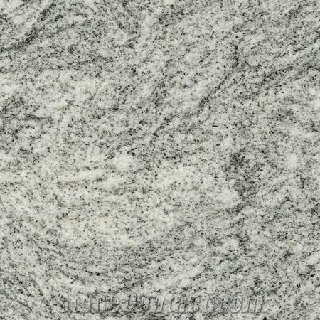 Silver Cloud Granite Slabs Tiles United States Grey