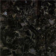 Volga Blue Granite Slabs & Tiles, Ukraine Blue Granite