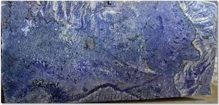 Blue Bahia Granite Slabs Brazil