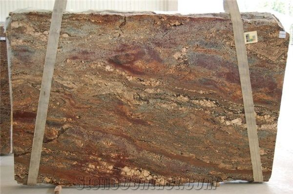 Ibere Crema Bordeaux Granite Slabs U0026 Tiles