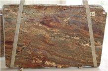 Ibere Crema Bordeaux Granite Slabs & Tiles