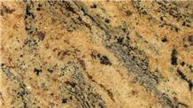 Amarelo Jaguar Granite Slabs & Tiles, Brazil Yellow Granite