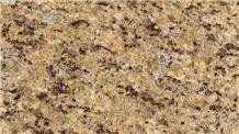 Giallo Speranza Granite Slabs & Tiles, Brazil Yellow Granite