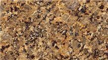 Pavao Antico Granite Slabs & Tiles, Brazil Yellow Granite