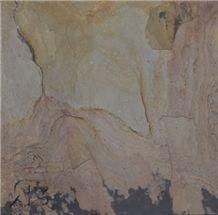 Autumn Lilac Slate Slabs & Tiles, India Lilac Slate
