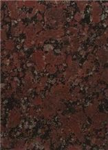 Rosso Santiago Granite Slabs & Tiles