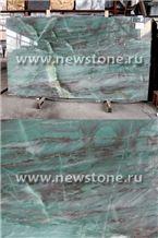 Botanic Bordeaux Quartzite Slabs & Tiles, Brazil Green Quartzite