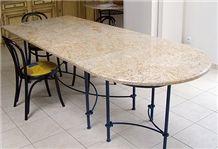 Granite Madura Gold Table Top