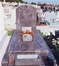Monument -himalaya Blue Granite