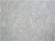 Bianco Leopardo Marble Slabs & Tiles, Turkey Lilac Marble