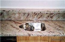 Shivakasi Ivory Granite Countertop