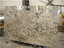 Splendor Exotic Granite Slab