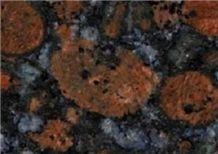 Baltic Blue Granite Slabs & Tiles, Finland Brown Granite