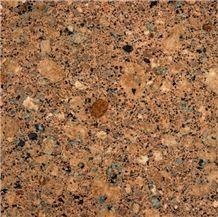 Copper Silk Granite Tile, India Brown Granite