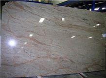 Sahara Beige Granite Slabs