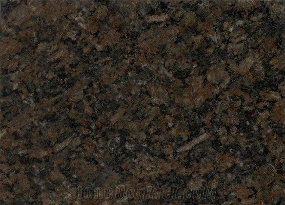 Marron Santa Fe Granite From Argentina Stonecontact Com