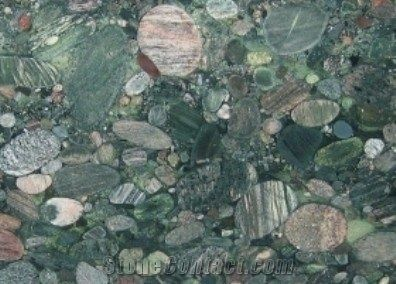 Verde Marinace Granite From Argentina Stonecontact Com