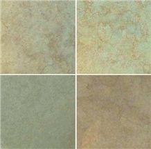 French Vanilla Cleft Slate Slabs & Tiles
