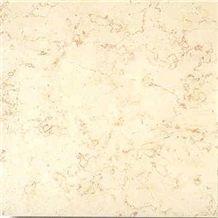 Jerusalem Cream Limestone Slabs & Tiles, Israel Beige Limestone