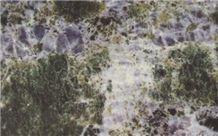 Green Granite Slabs & Tiles