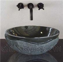 Aabsolute Black Granite Sink ,Bathroom Sink