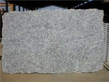 Branco Arabesco Granite Slab, Brazil White Arabesco Granite