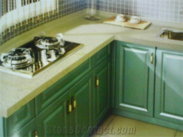 bathroom vanity and sinks quartz kitchen counter top from china stonecontact 16964