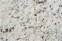 Branco Marfim White Granite Slabs & Tiles, Brazil White Granite