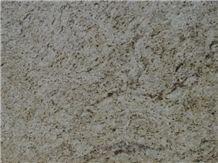 Giallo Ornamental Granite Slabs & Tiles, Brazil Yellow Granite