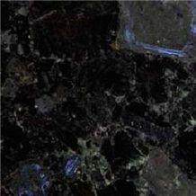 Black Polar Russian Granite