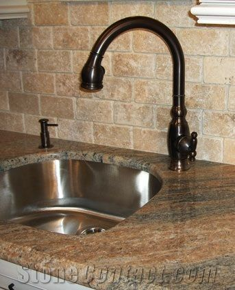 Granite Countertop With Undermount Sink From United States