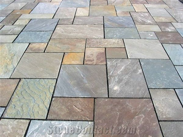 Pennsylvania Pattern Flagstone From United States