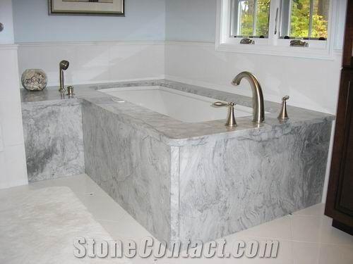 Granite Bathroom Bathtub Surround From United States
