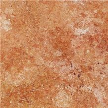 Emperor Rosso Travertine Slabs & Tiles