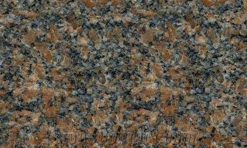 Canadian Mahogany Granite Slabs Tiles Canada Brown