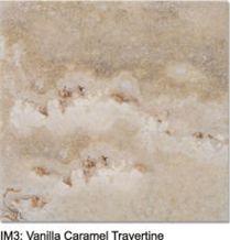 Vanilla Caramel Travertine Slabs & Tiles