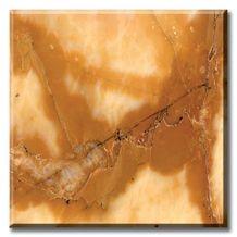 Giallo Siena Unito Marble Slabs & Tiles, Yellow Polished Marble Flooring Tiles